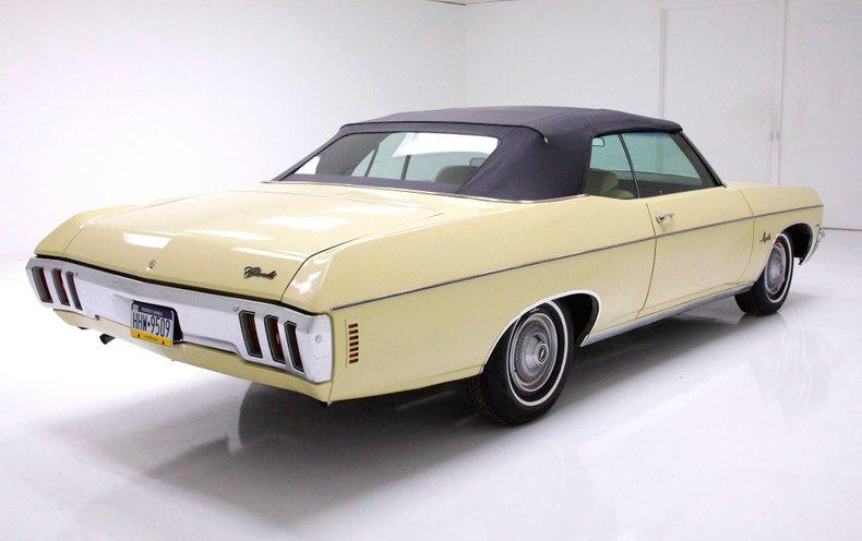 1970 Chevrolet Impala Convertible Ebay
