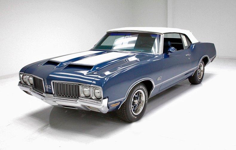1970 Oldsmobile 442 For Sale
