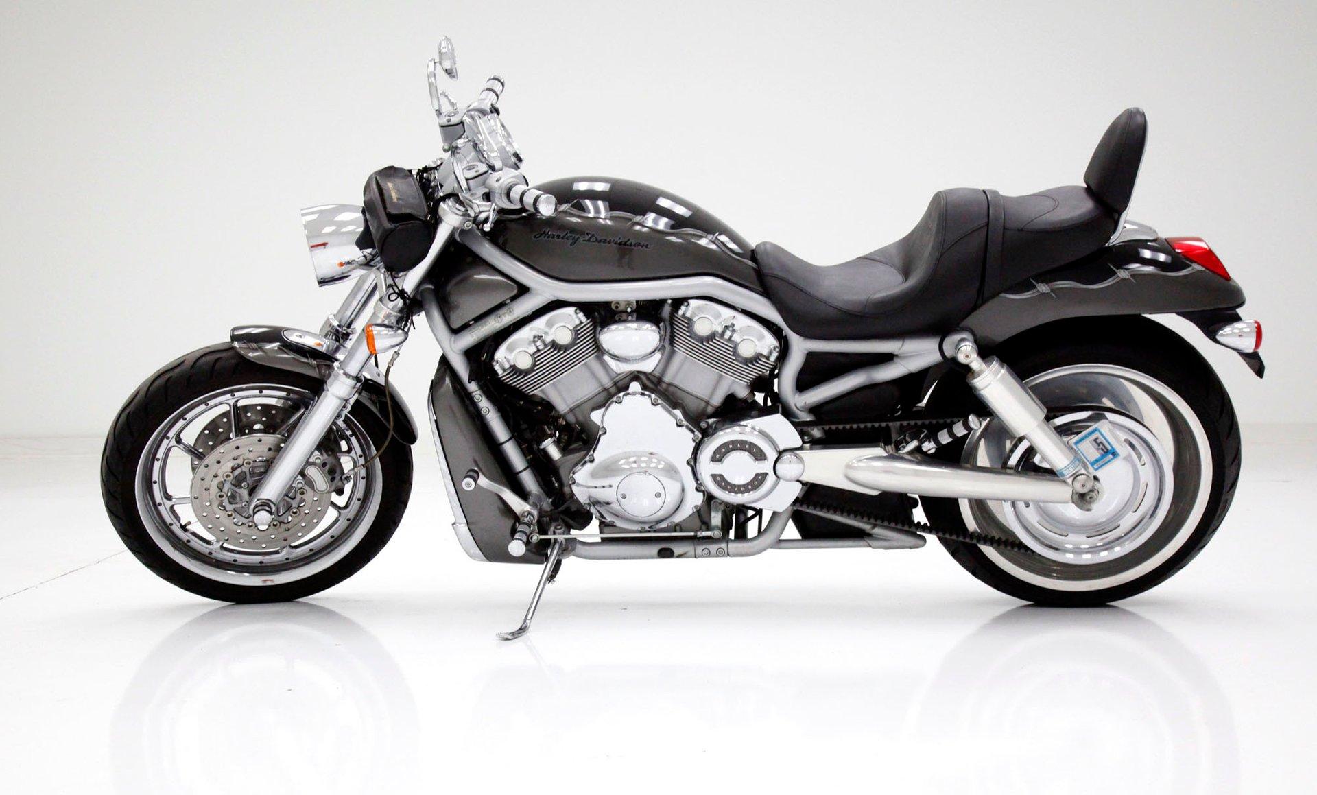 2002 Harley-Davidson V Rod