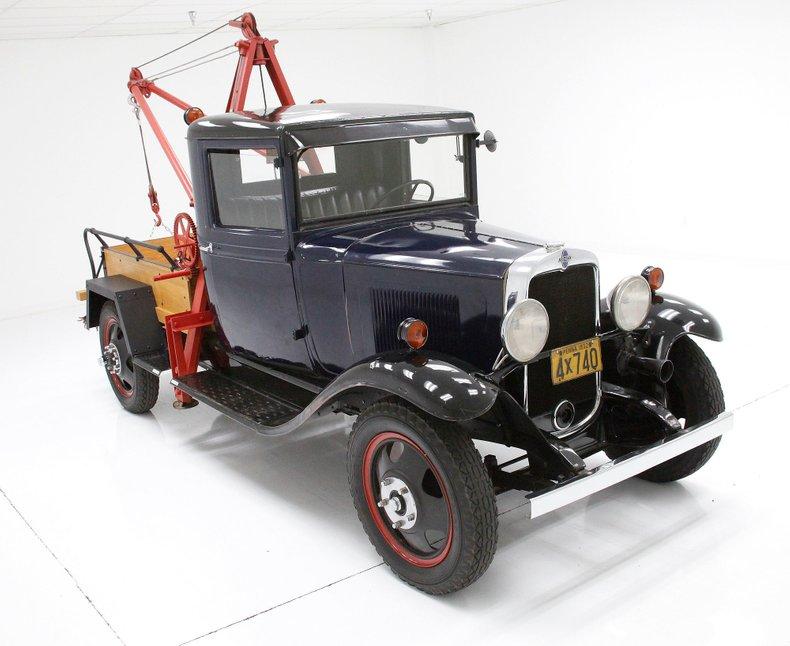 1932 Chevrolet Wrecker 6