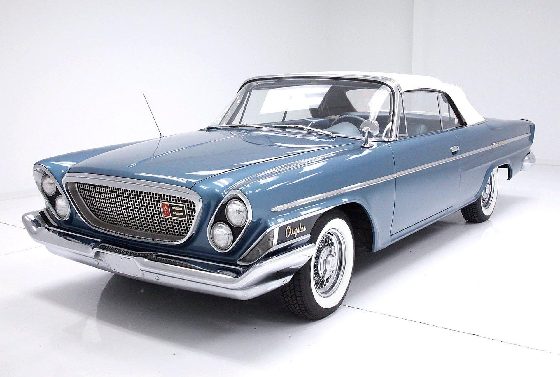 1962 Chrysler Newport