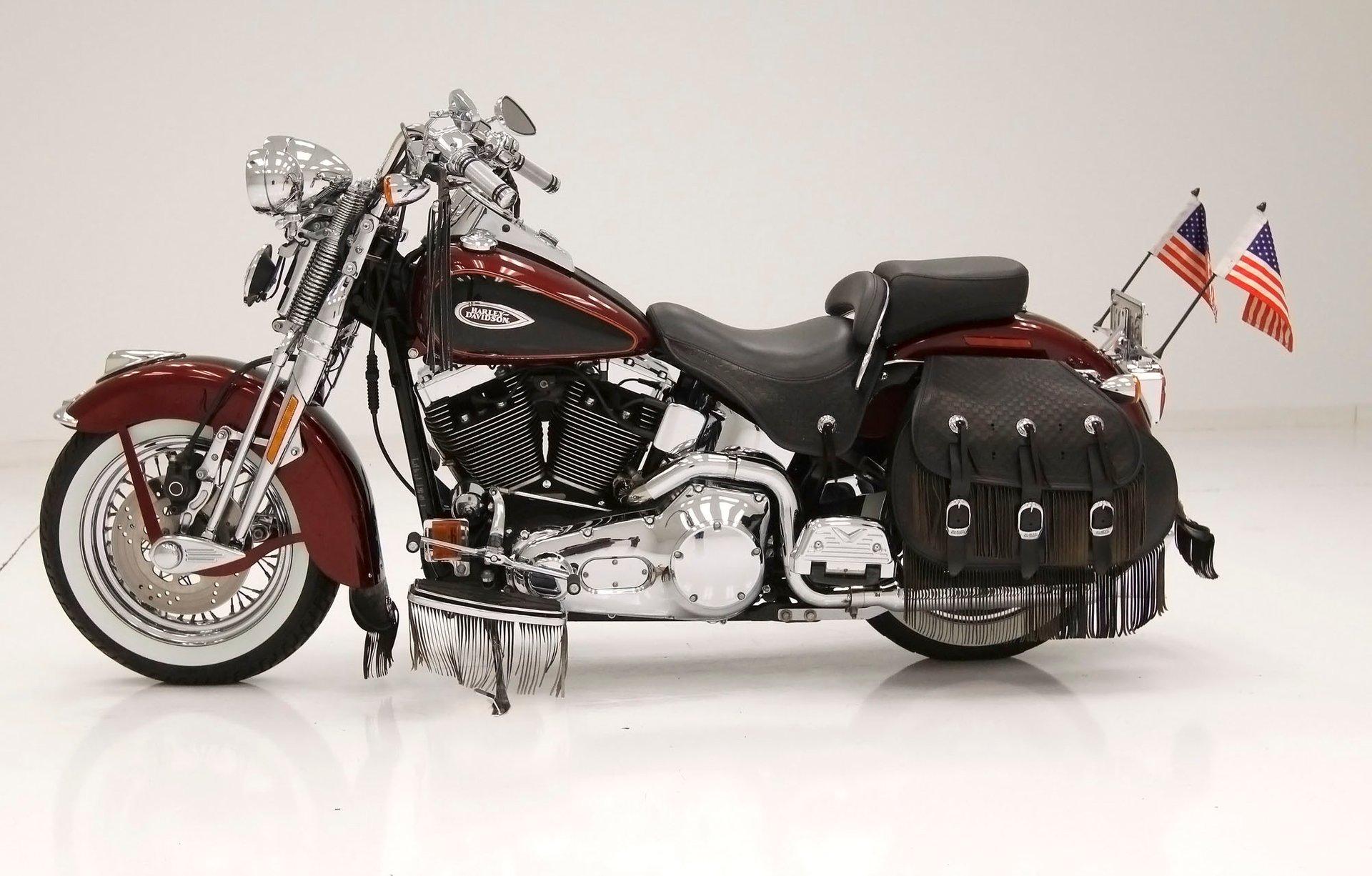 2002 Harley-Davidson Heritage
