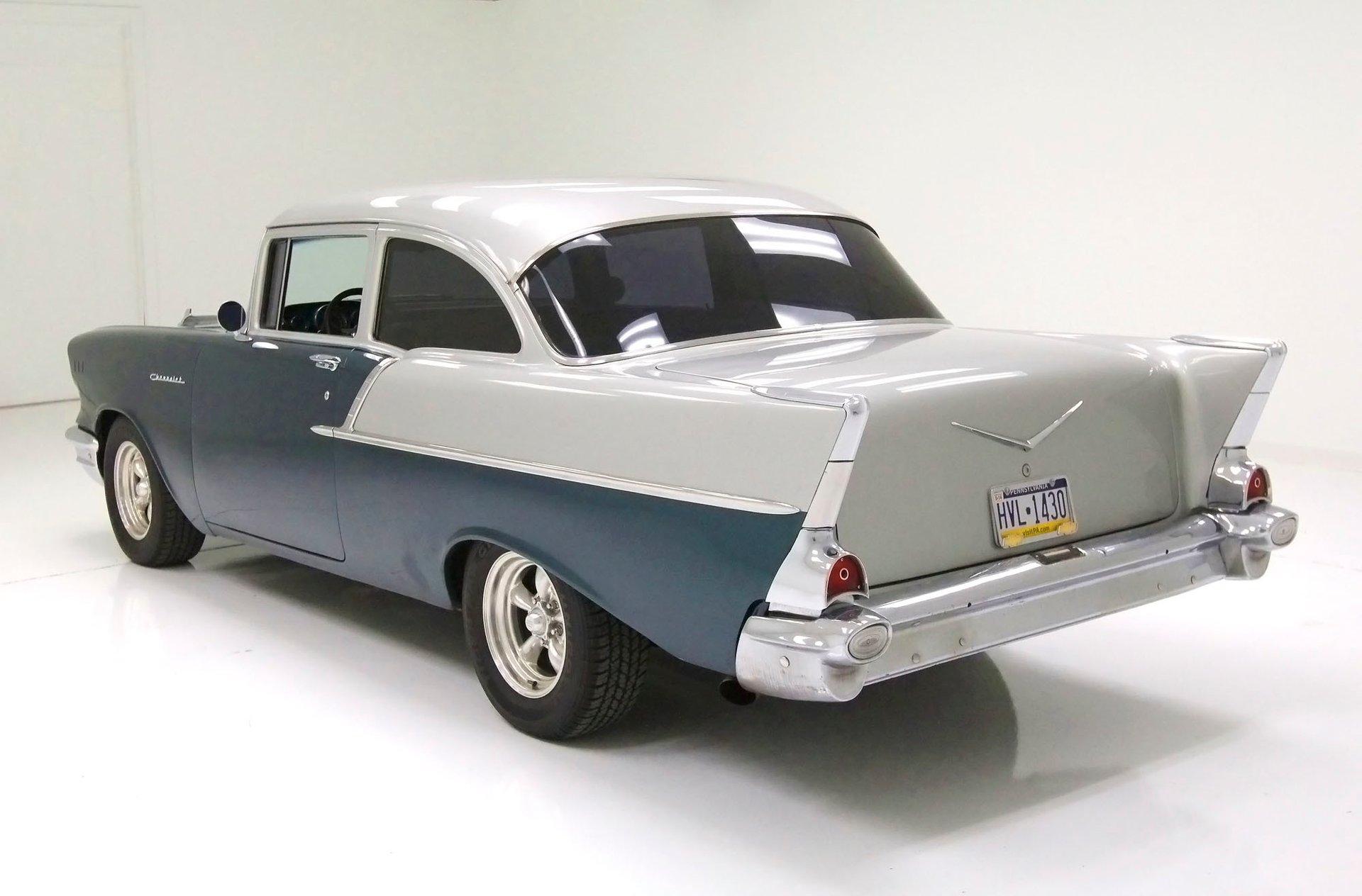 1957 Chevrolet 150 2-Door Sedan for sale #5444 | Motorious