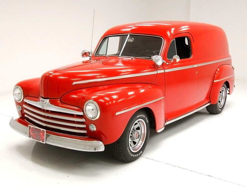 1946 Ford Sedan Delivery For Sale