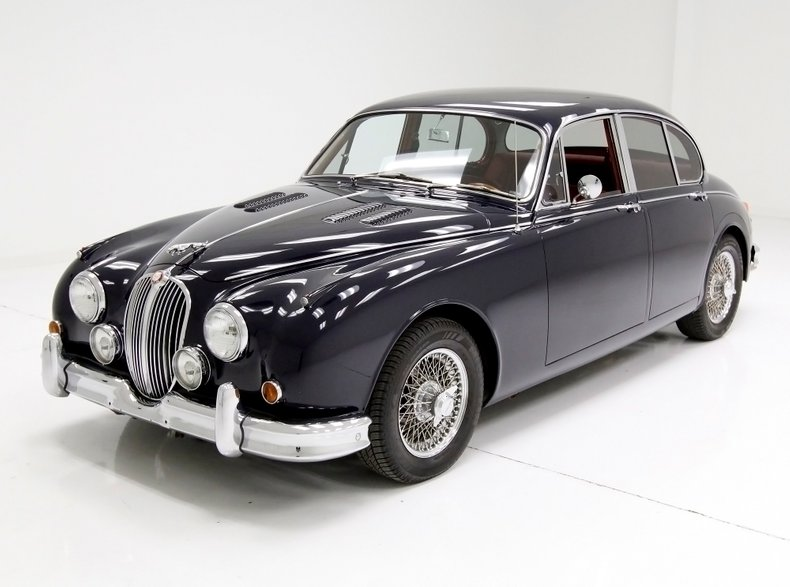 1960 Jaguar Mark II For Sale