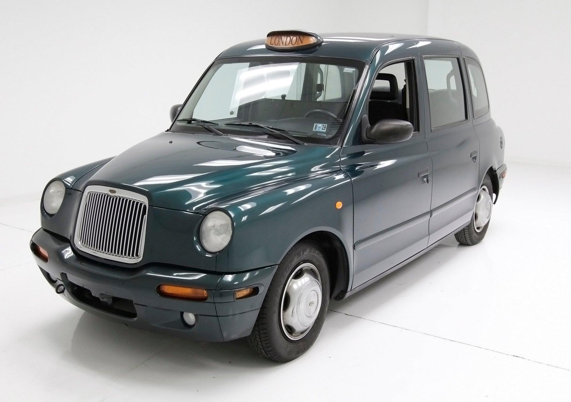 2004 London Taxi International