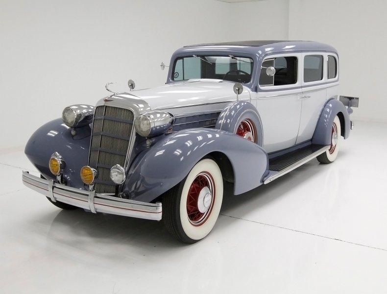 Mass Auto Sales >> 1935 Cadillac 355 | Classic Auto Mall