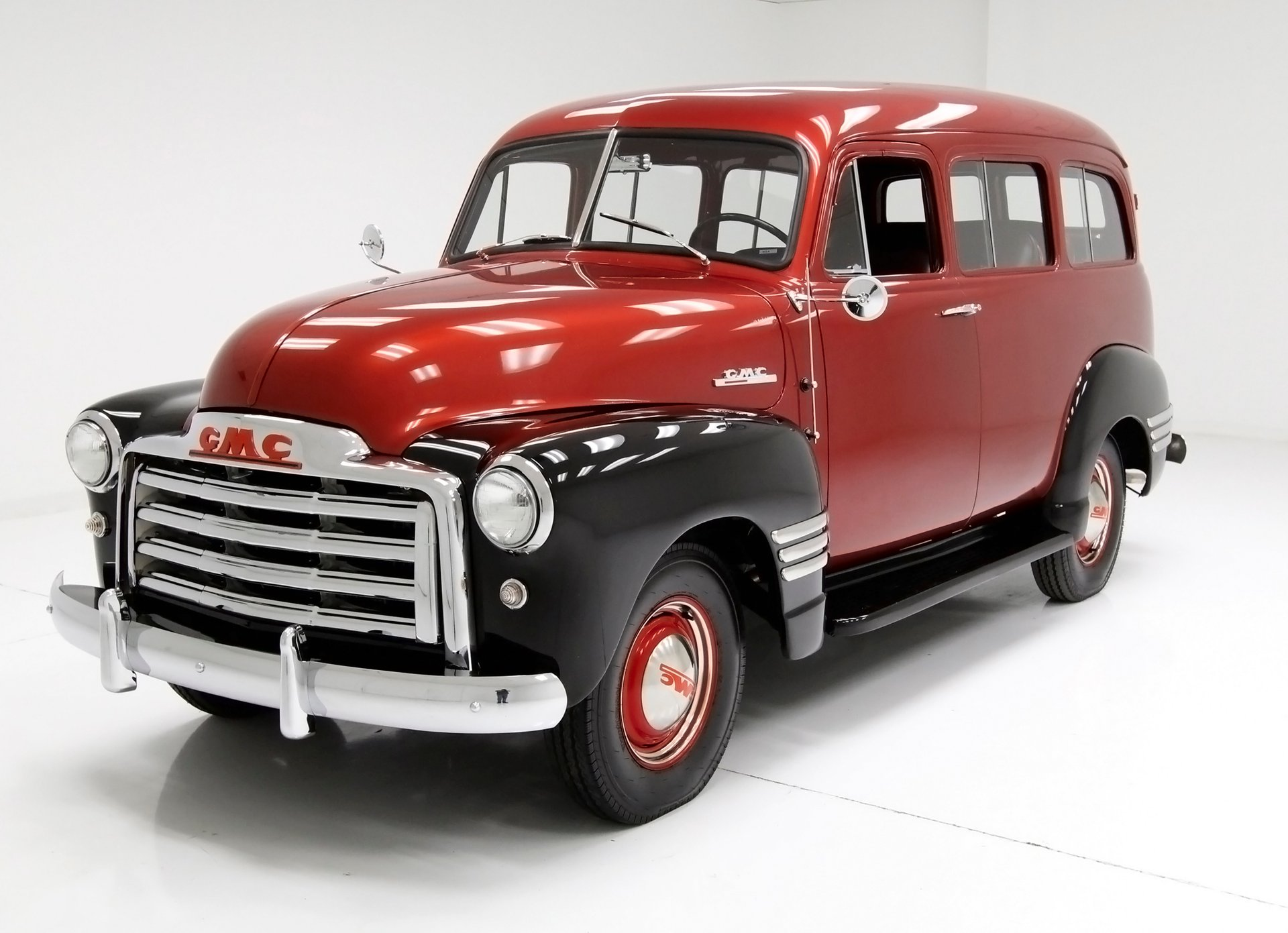 1951 GMC Suburban