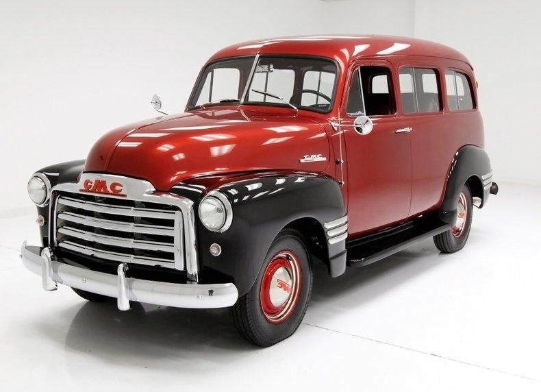 1951 GMC Suburban For Sale