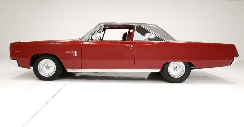1967 Plymouth Sport Fury 2