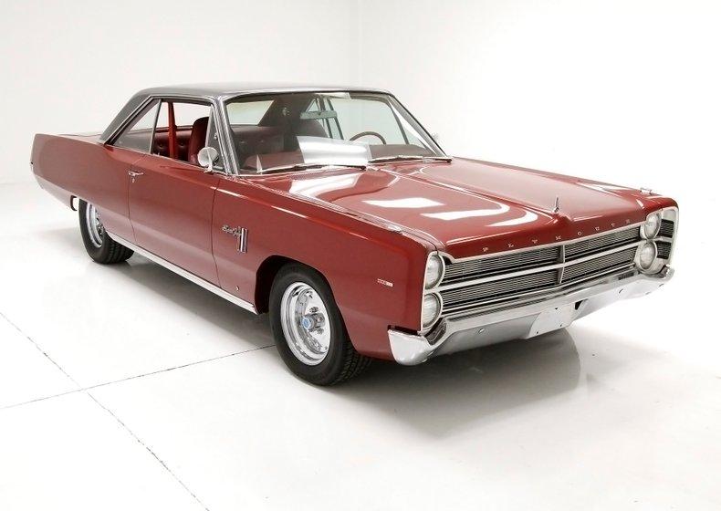 1967 Plymouth Sport Fury 6