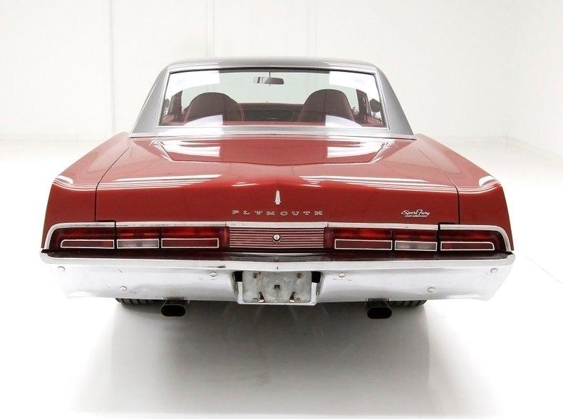 1967 Plymouth Sport Fury 4