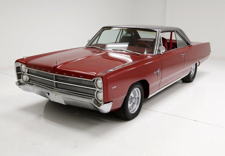 1967 Plymouth Sport Fury 1