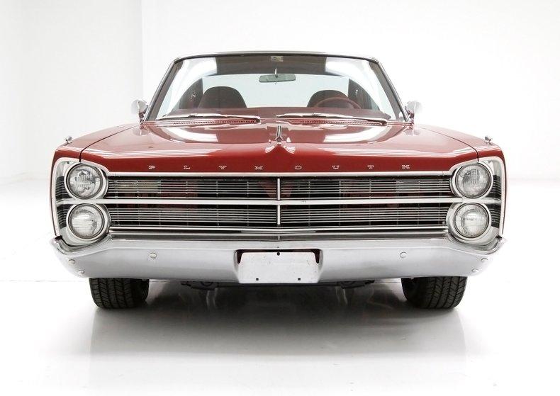 1967 Plymouth Sport Fury 7