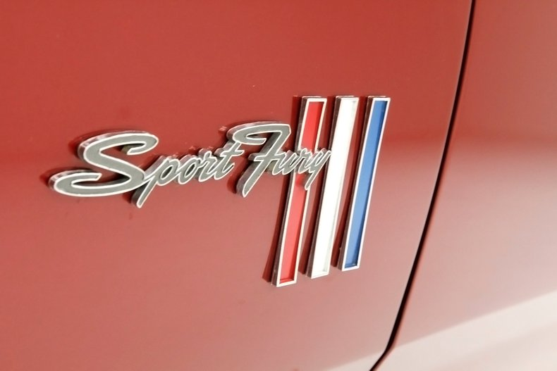 1967 Plymouth Sport Fury 14