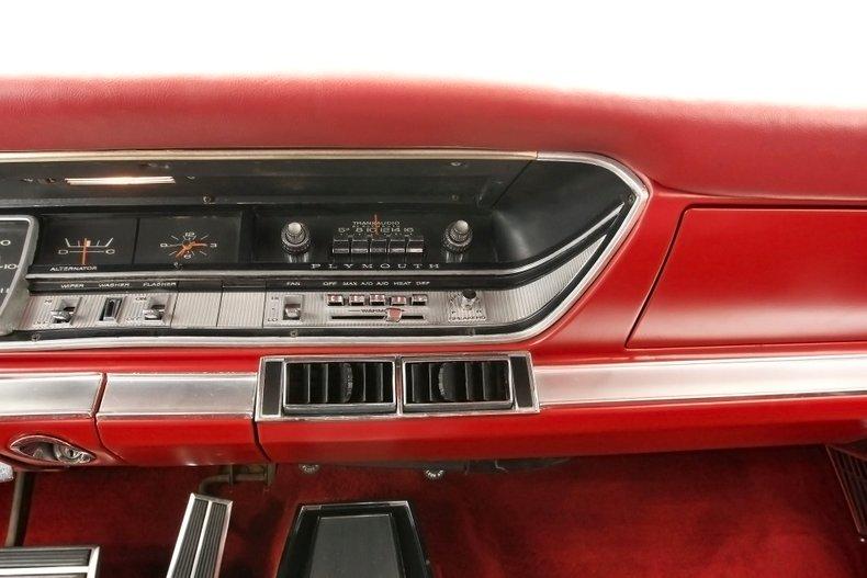 1967 Plymouth Sport Fury 32