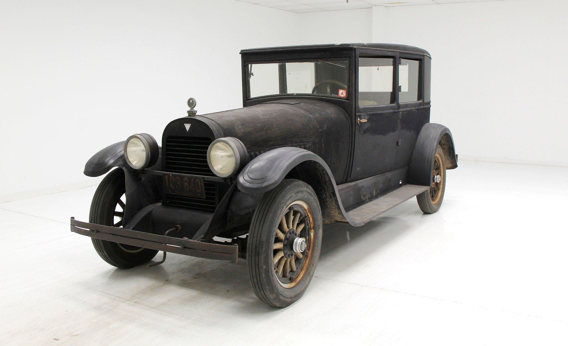 1925 Hudson Super Six
