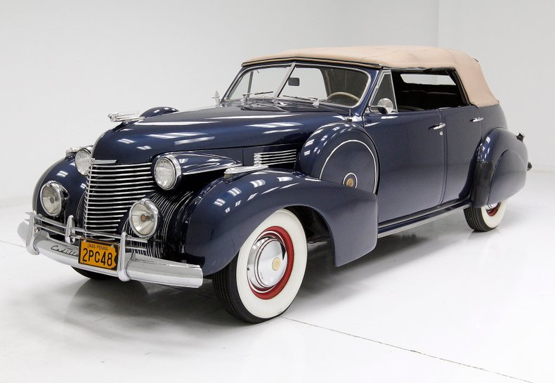 1940 Cadillac Series 62 For Sale