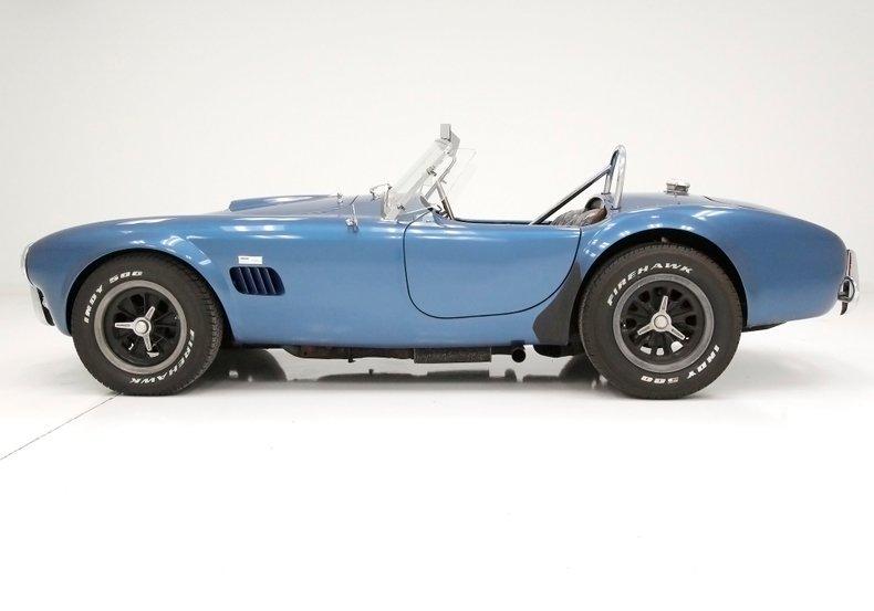 289 Cobra Parts