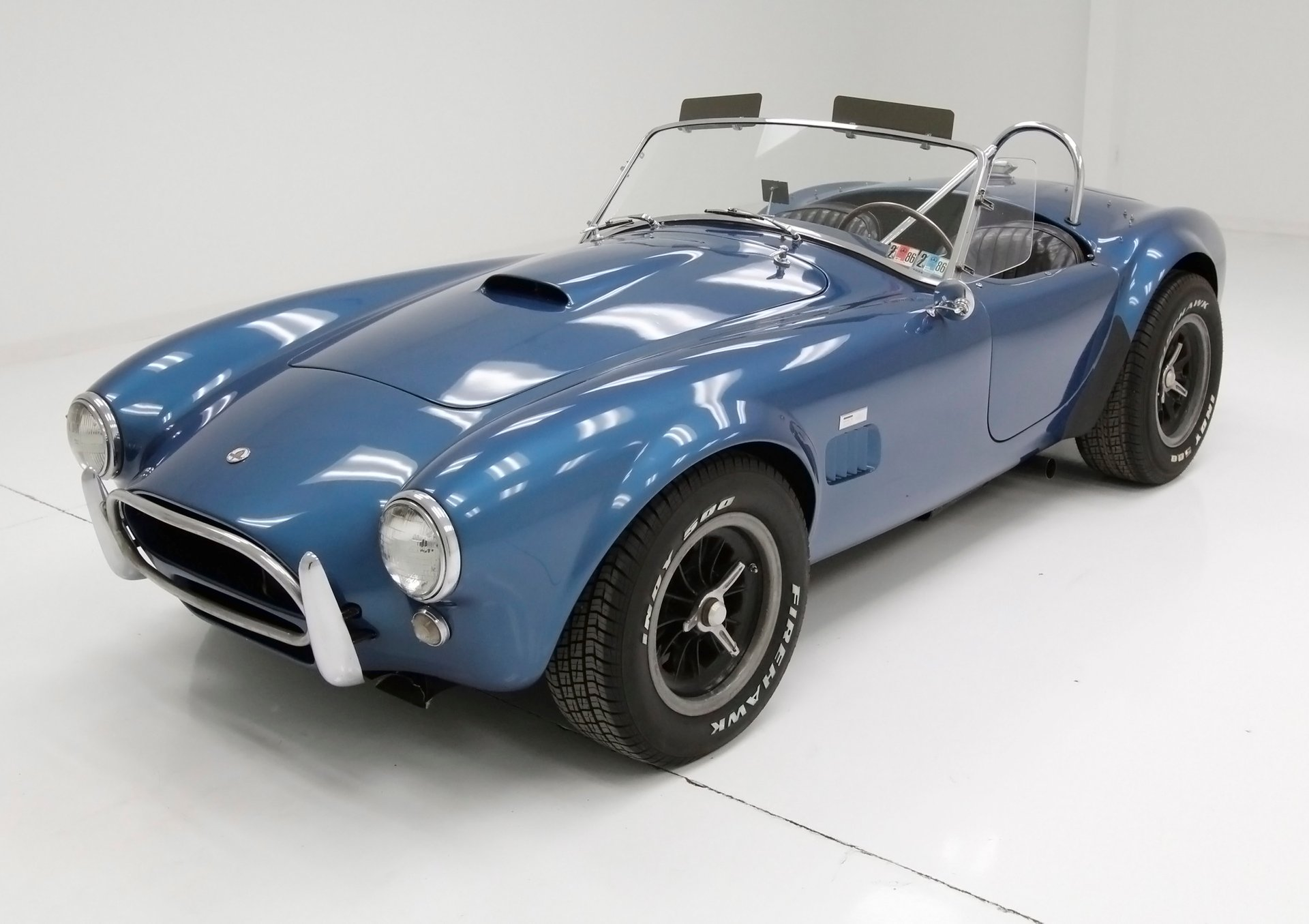 1964 シェルビー 289 コブラ