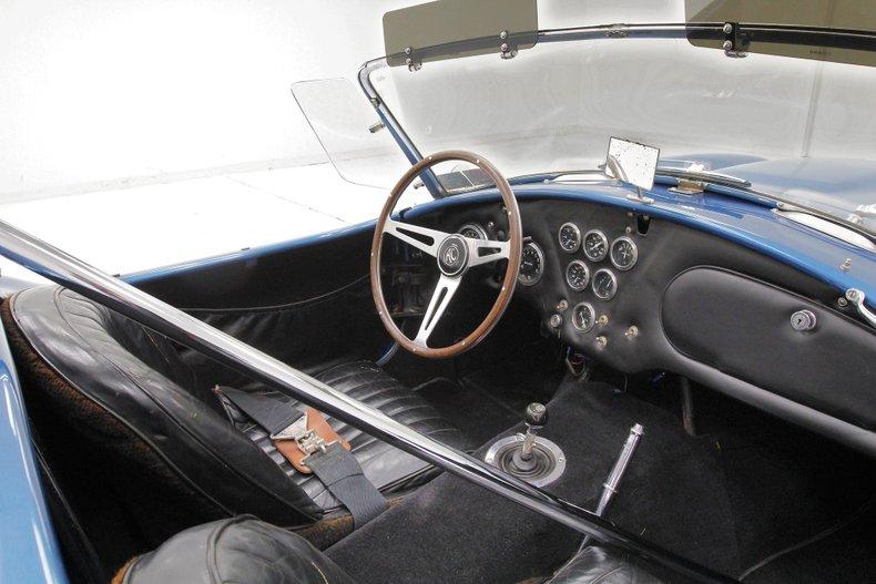 1964 Shelby Cobra 25