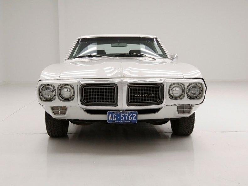 1969 Pontiac Firebird 8