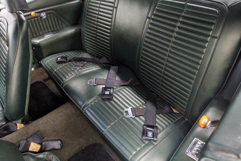 1969 Pontiac Firebird 26