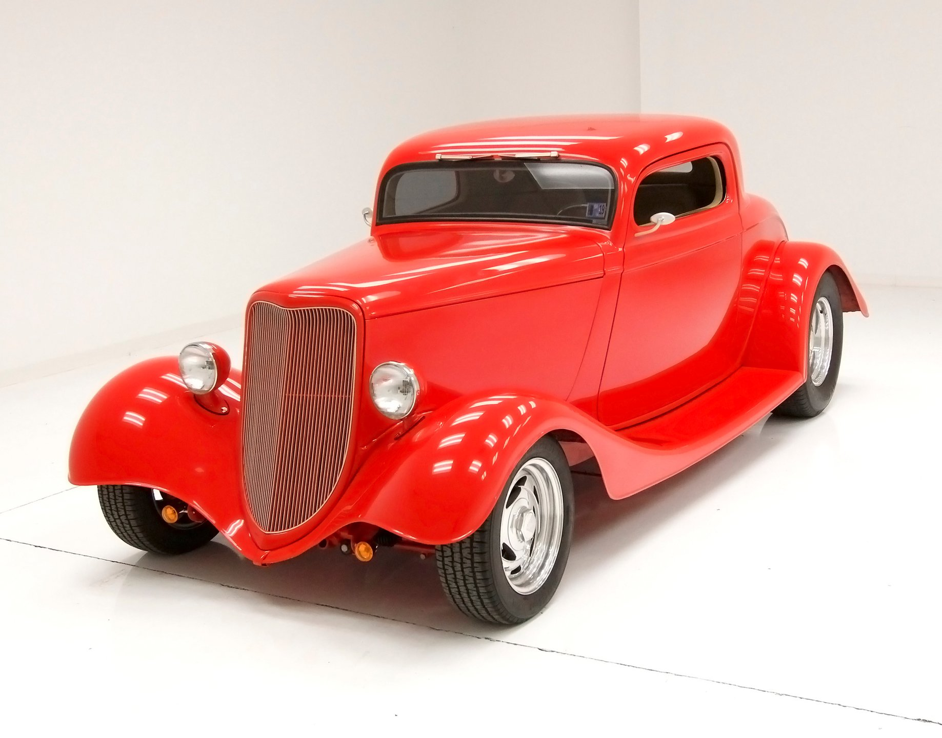 1933 Ford 40 Coupe