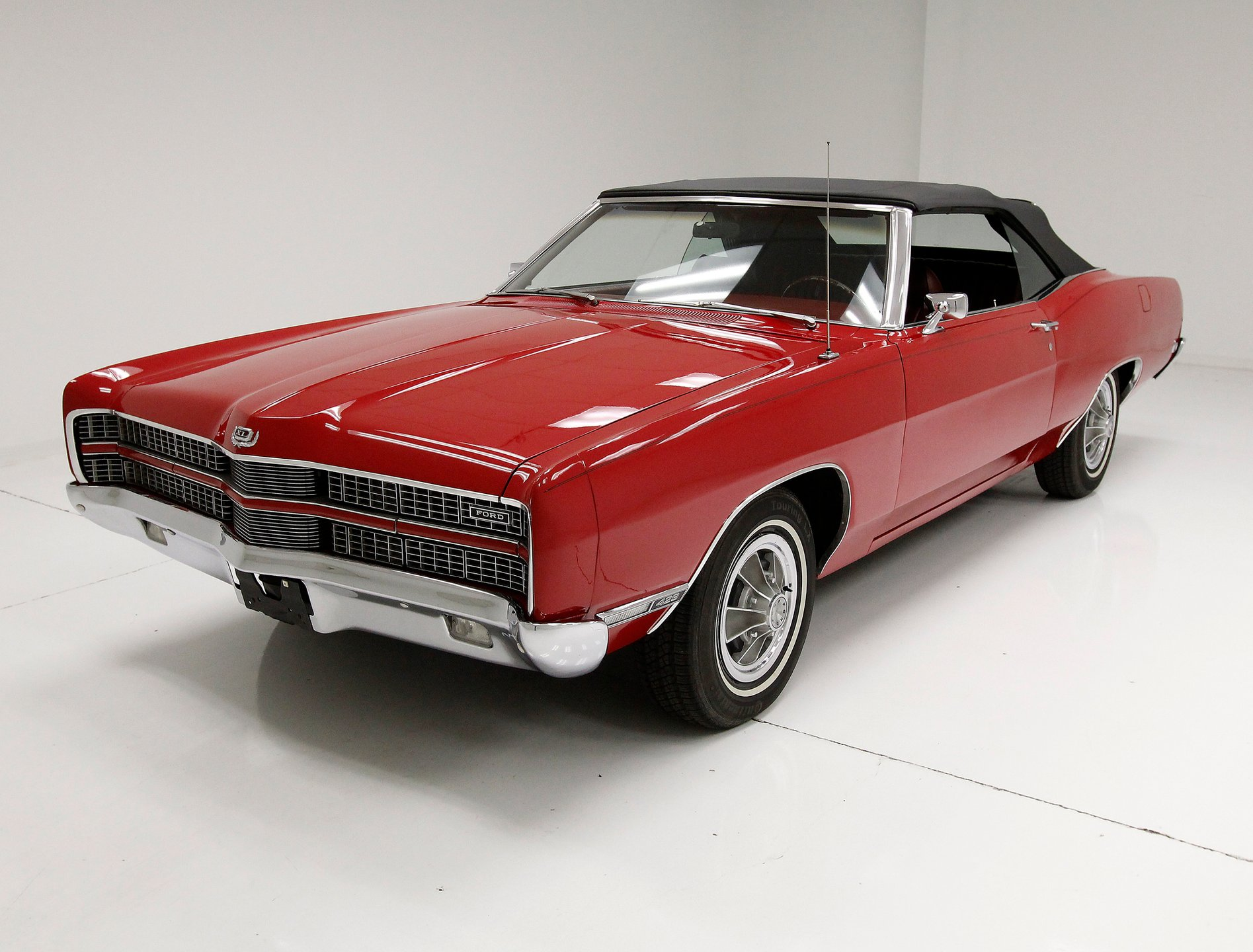 1969 Ford XL Convertible