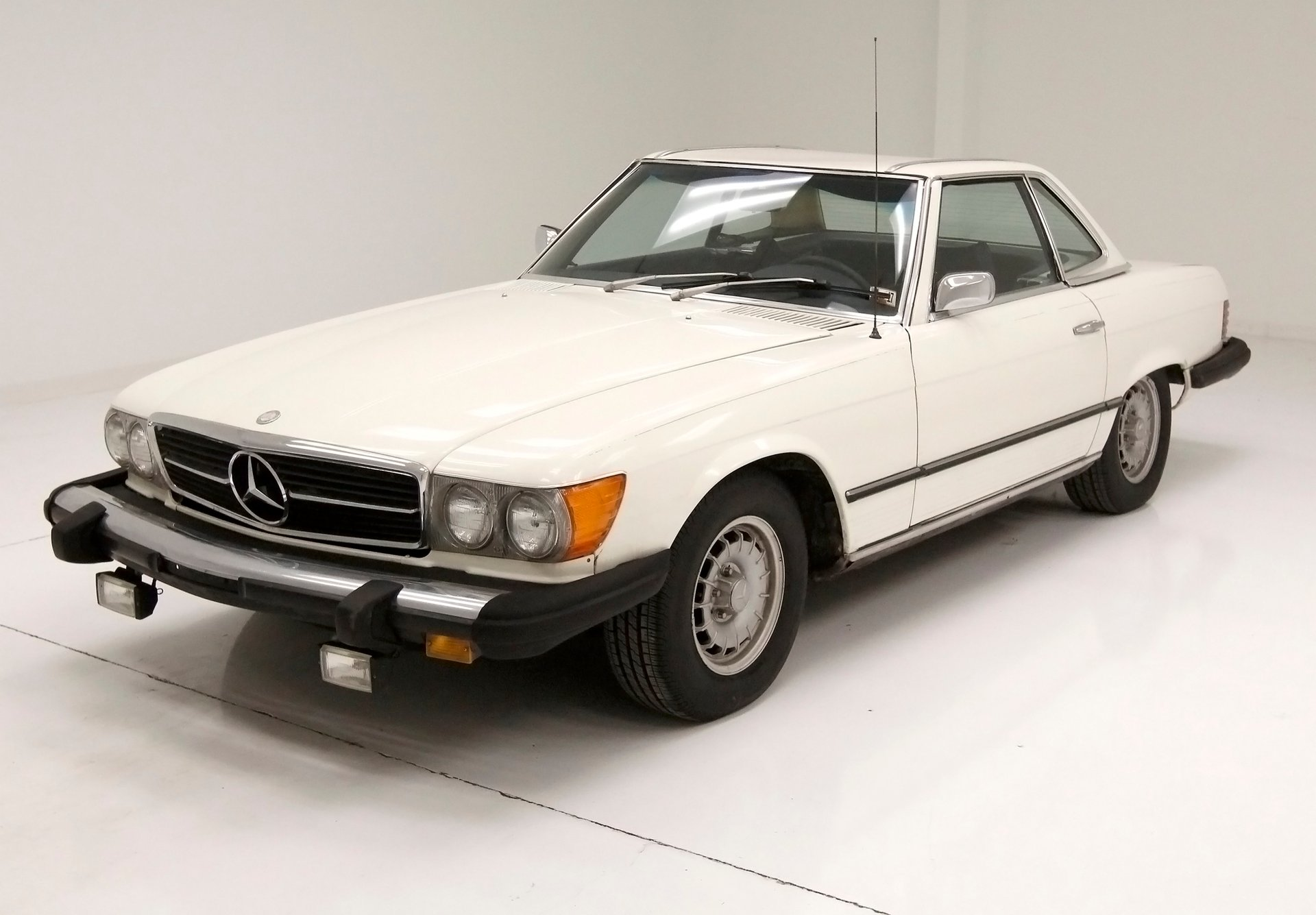 1974 Mercedes-Benz 450SL
