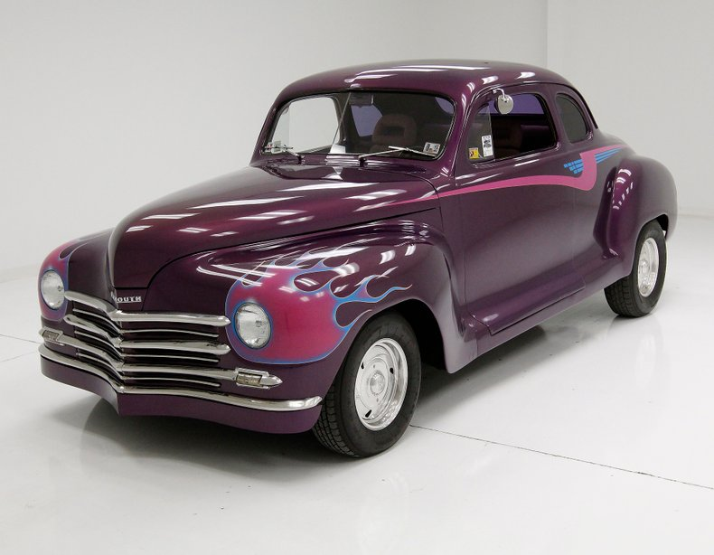 1946 Plymouth Street Rod For Sale