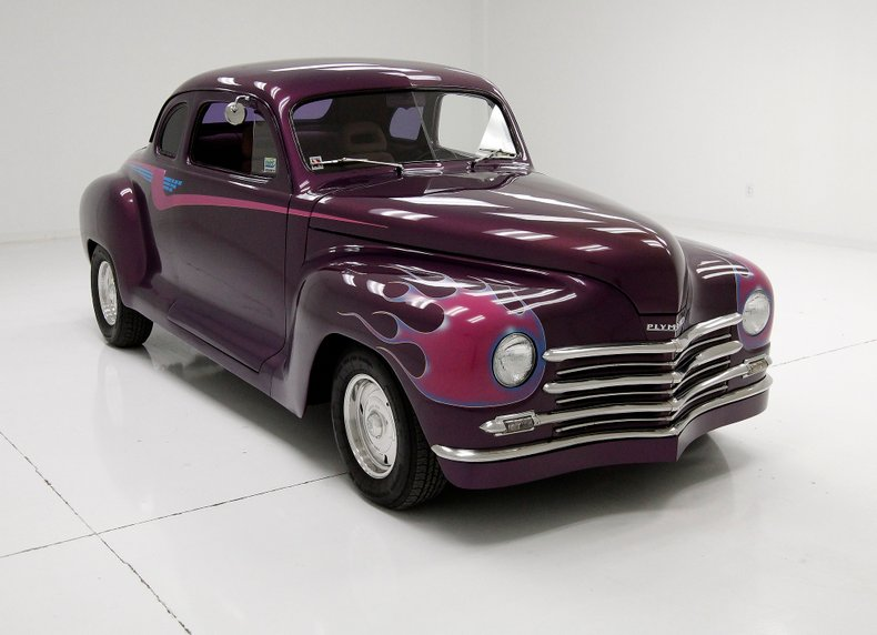 1946 Plymouth Street Rod 7
