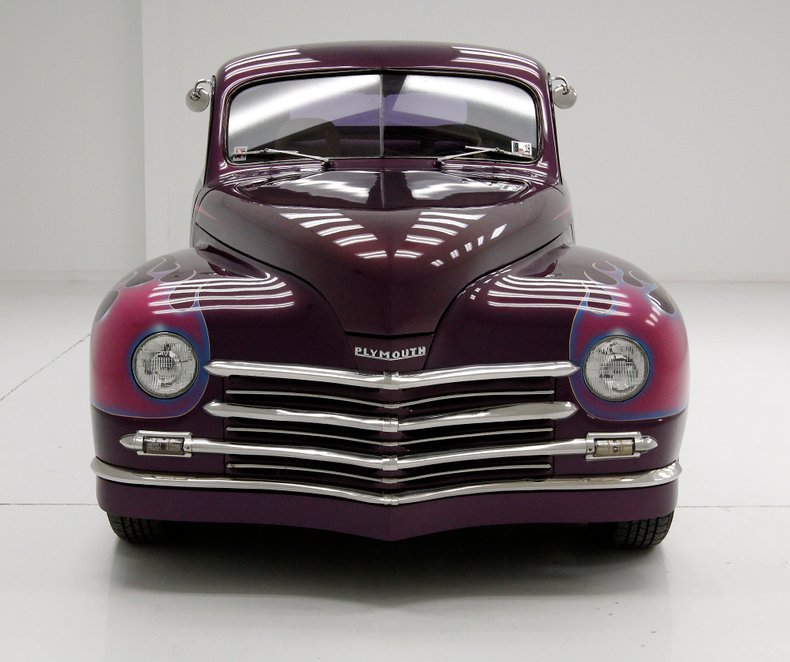 1946 Plymouth Street Rod 9