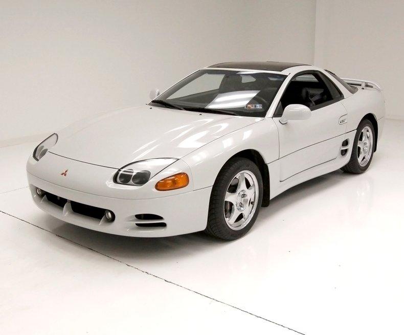 1994 Mitsubishi 3000gt Vr4 For Sale 110889 Mcg