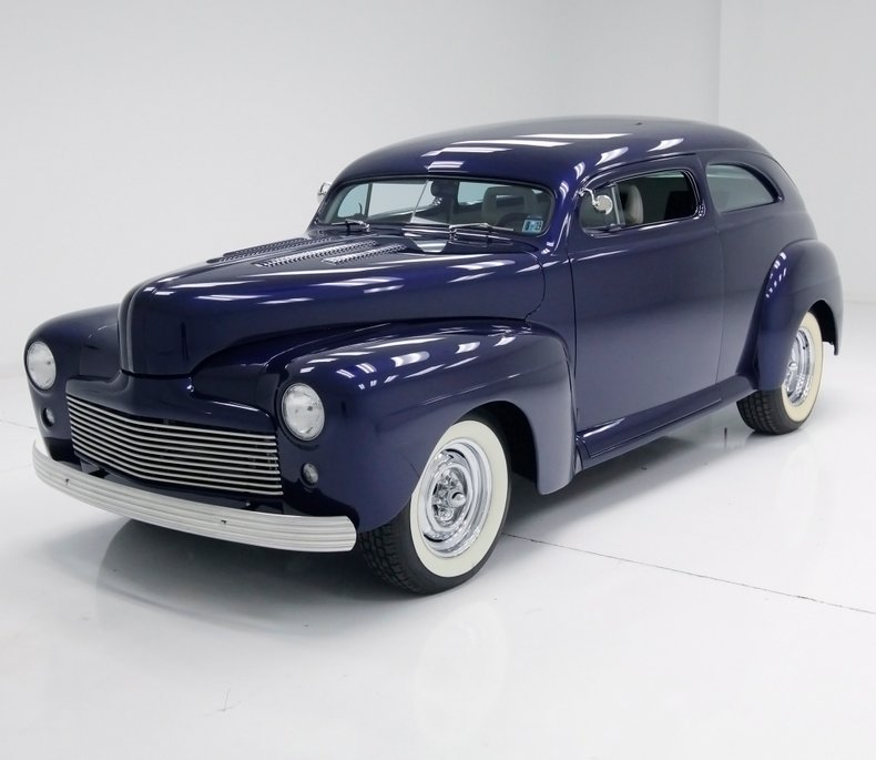 1948 Ford Street Rod For Sale
