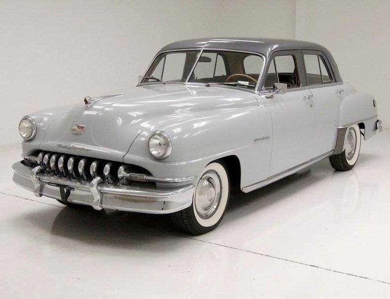 1951 DeSoto Custom For Sale