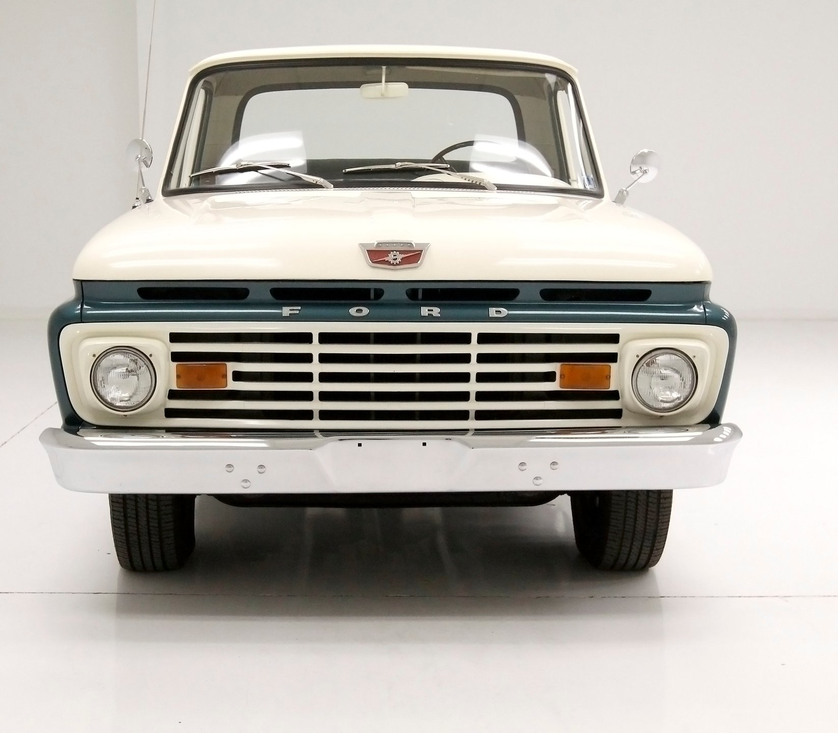 1961 Ford F100 Pickup For Sale 110974 Mcg Short Bed
