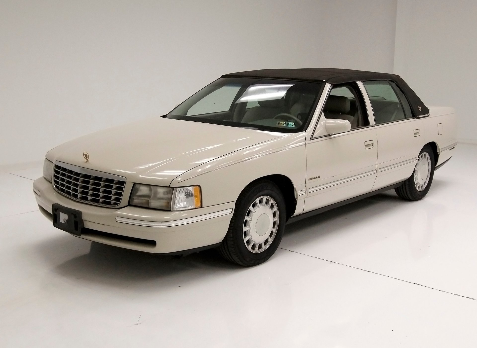 1997 Cadillac Sedan DeVille