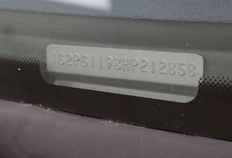 1987 Pontiac Fiero 12