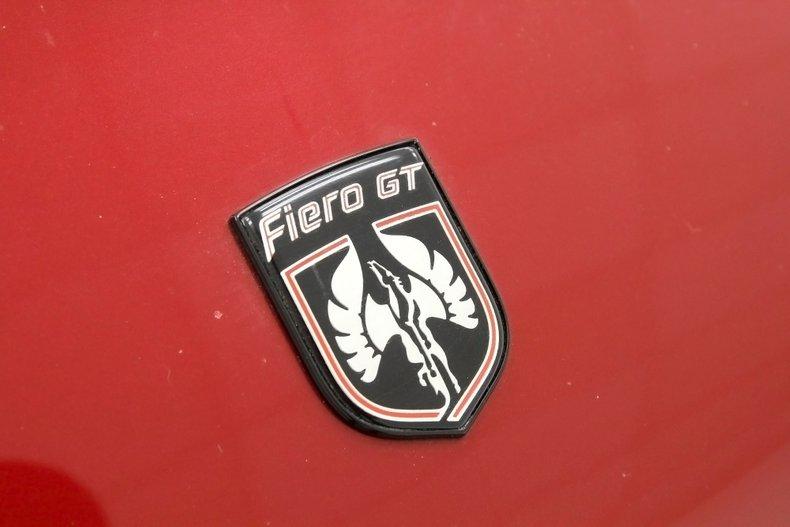 1987 Pontiac Fiero 13