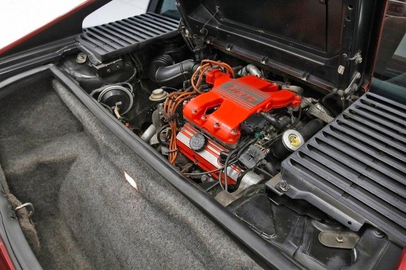 1987 Pontiac Fiero 19