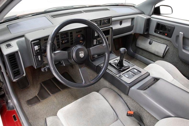 1987 Pontiac Fiero 24