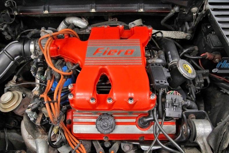 1987 Pontiac Fiero 20