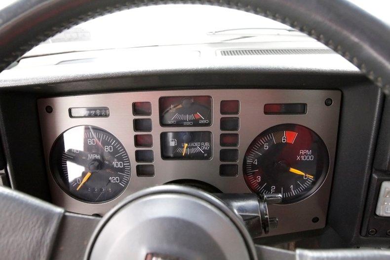 1987 Pontiac Fiero 28