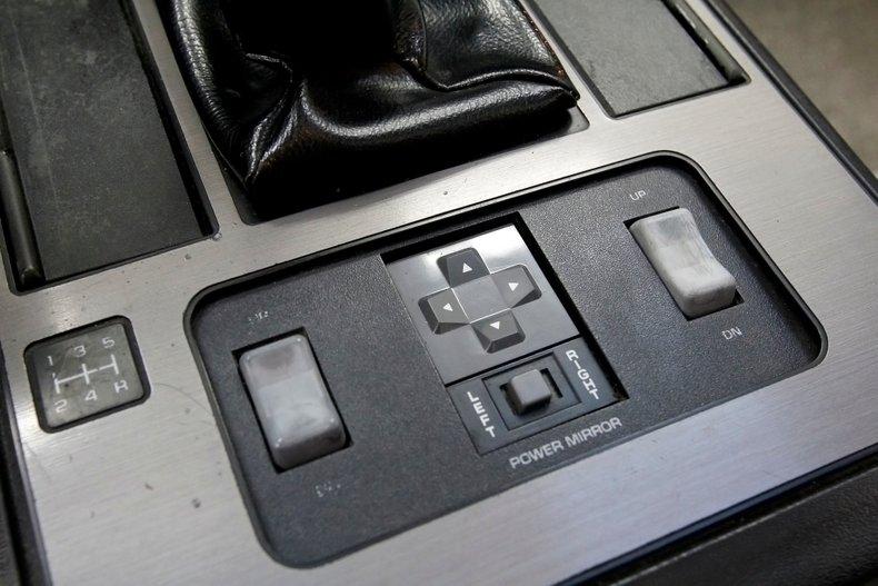 1987 Pontiac Fiero 31