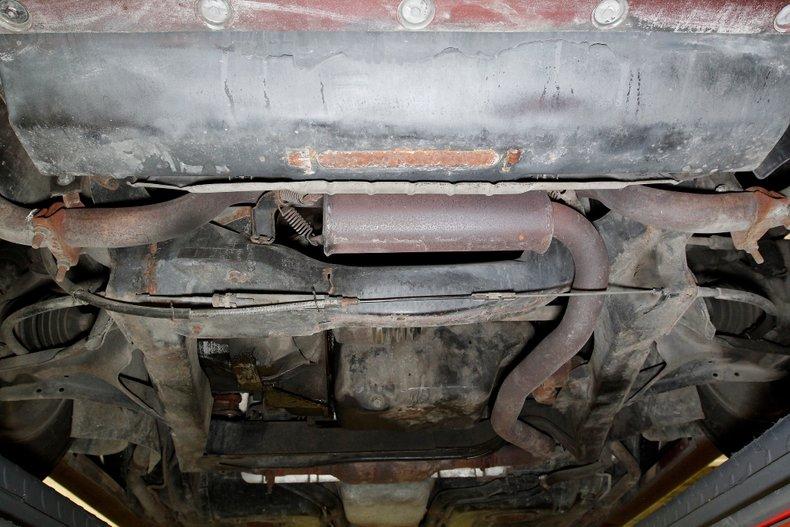 1987 Pontiac Fiero 33