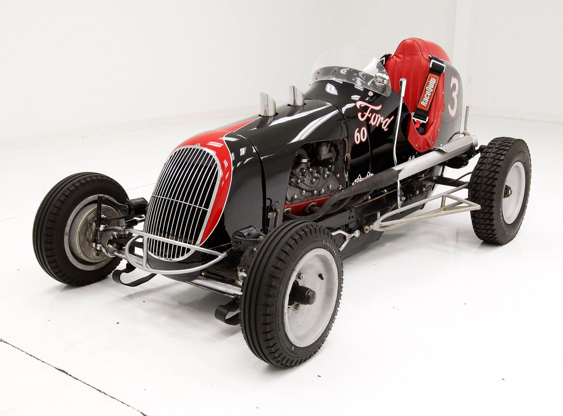 1946 Hillagas Midget Race Car