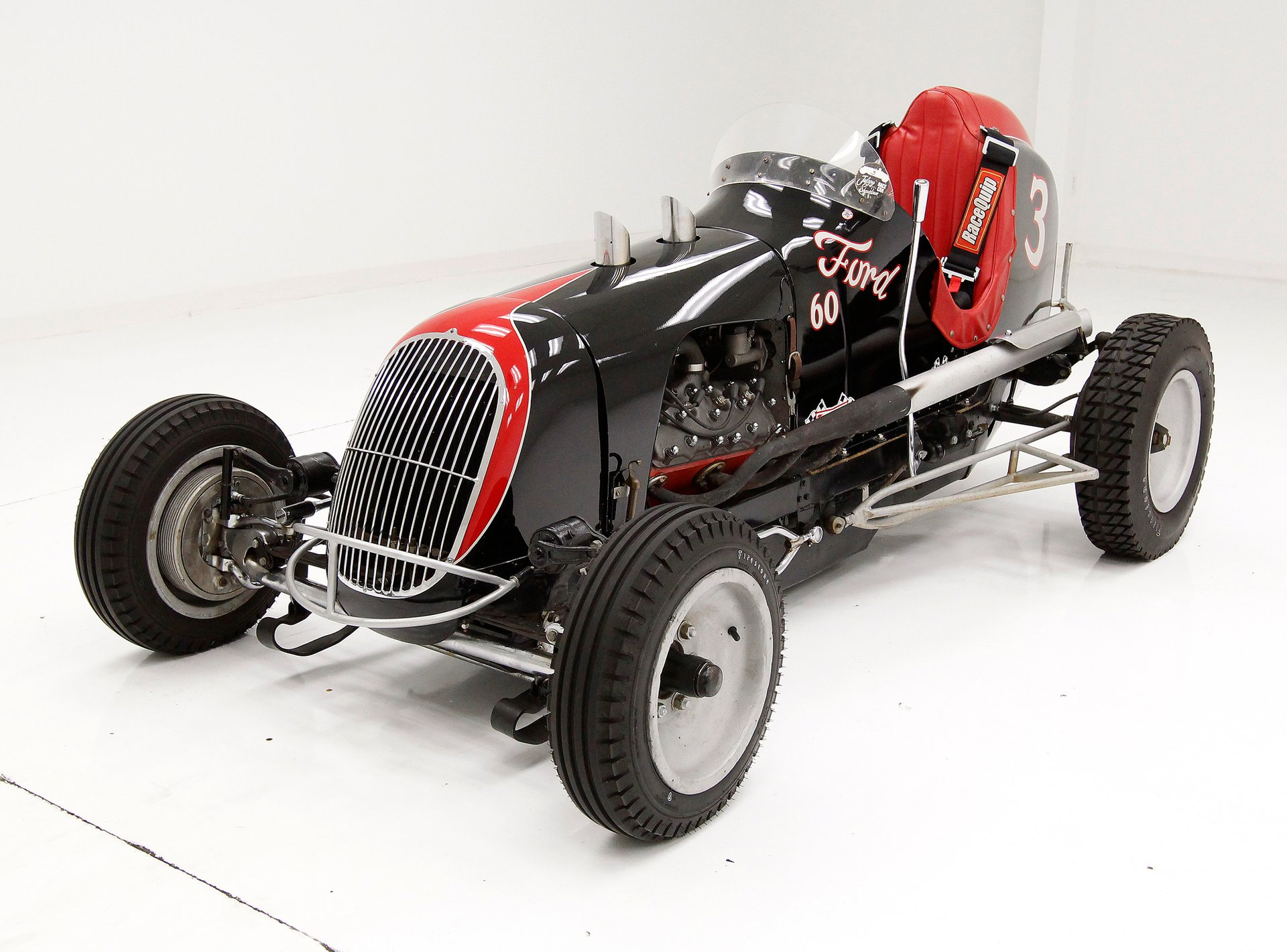 1946 Hillegas Midget Race Car