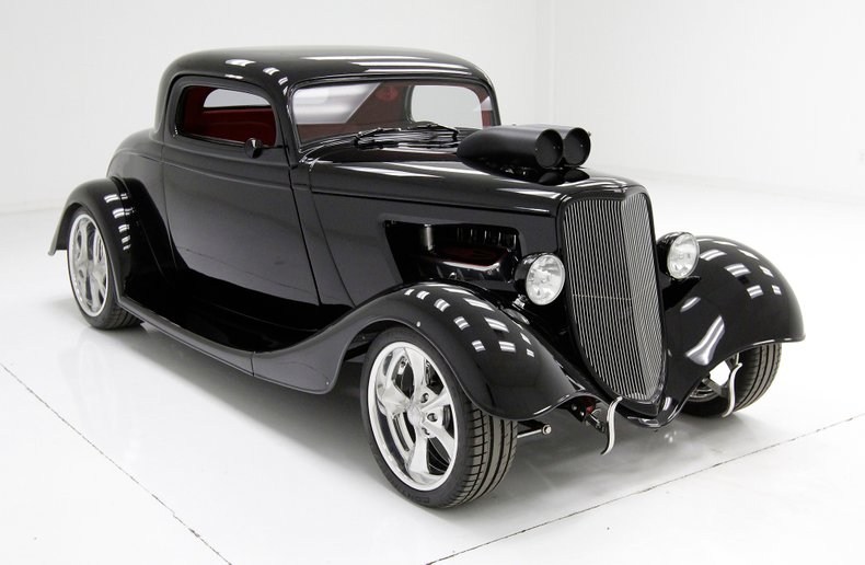 1934 Ford Coupe 7