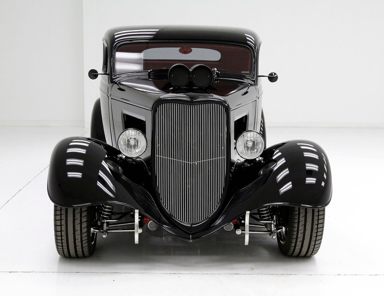 1934 Ford Coupe 8